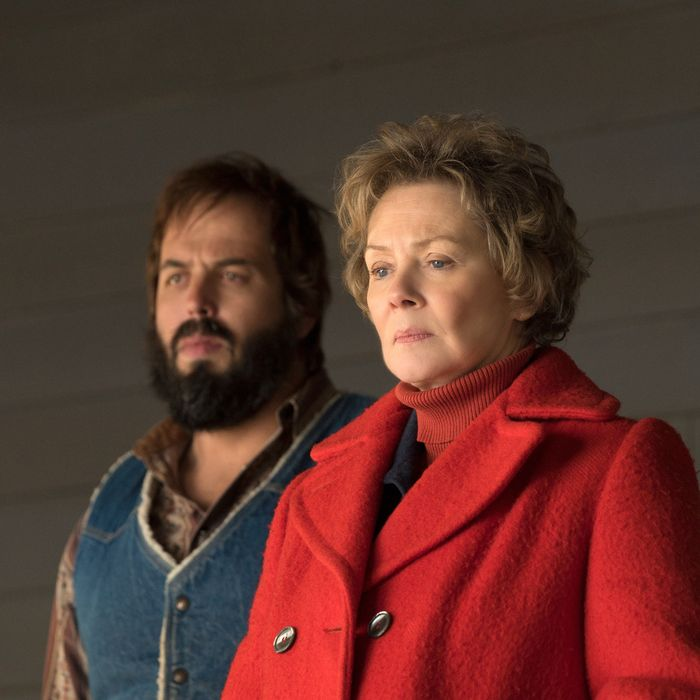 Young Sisyphus Tries To Move World >> Fargo Recap The Caretaker To The Zoo