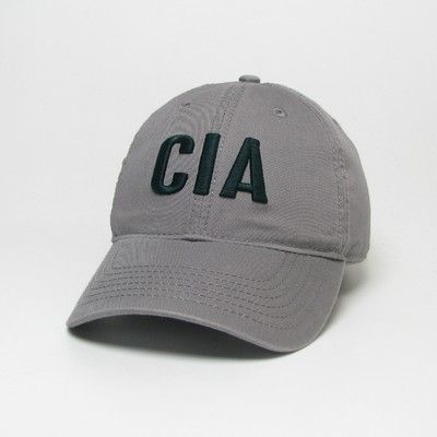 The Culinary Institute of America Legacy Relaxed Twill Adjustable Hat