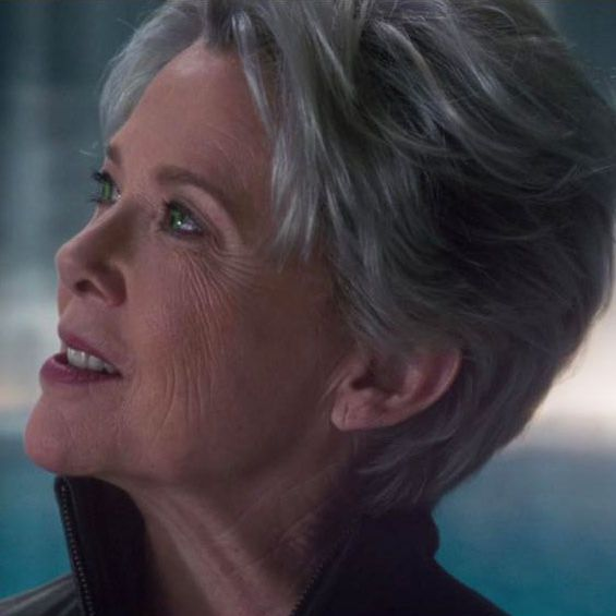 annette bening captain marvel