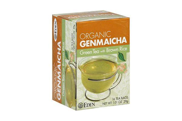 Eden Foods Organic Genmaicha Tea