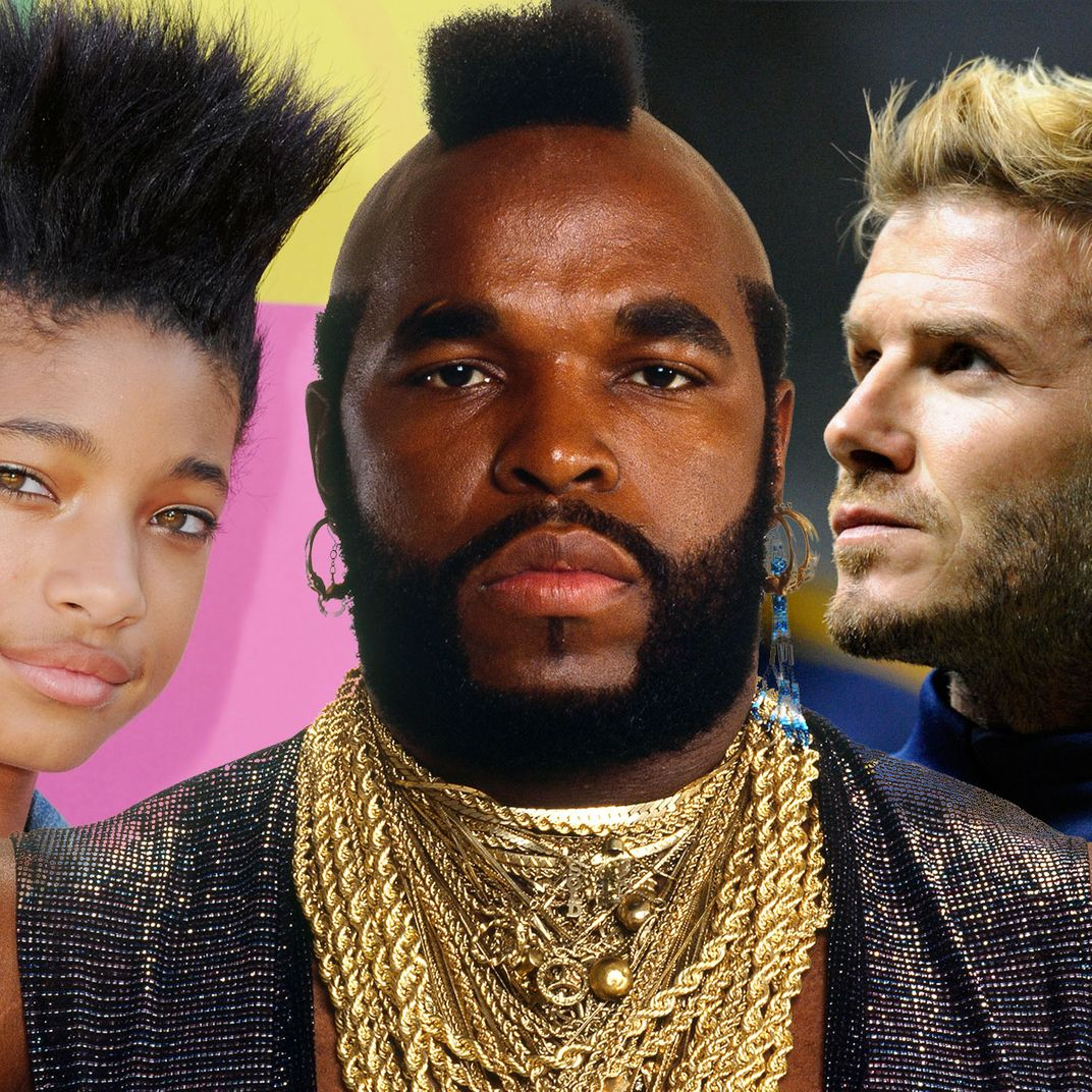 43 Of The Best Non Punk Mohawks Ever