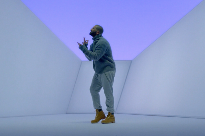 Drake knows when that Hotline Bling, he better put on this sweater.