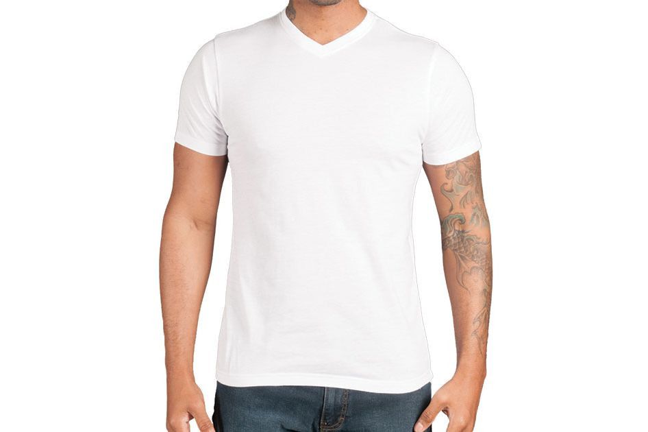 the best men s white t shirt according to men