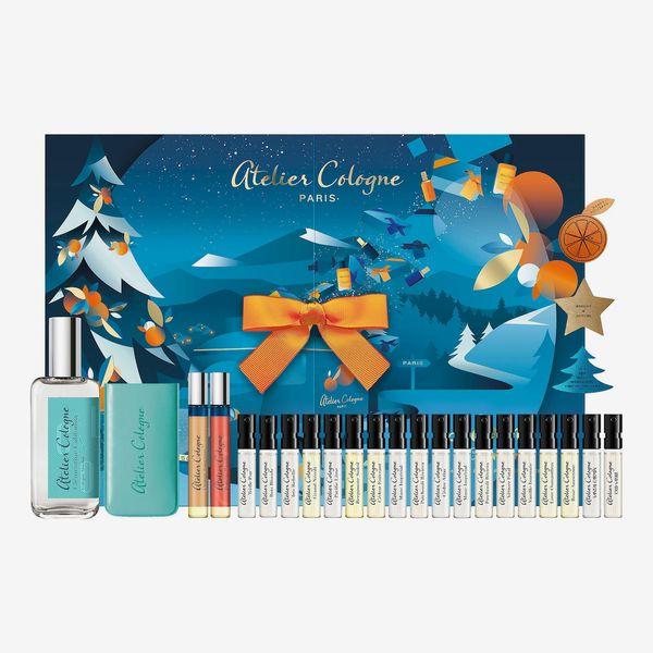Atelier Cologne Clémentine California Advent Calendar Perfume Set