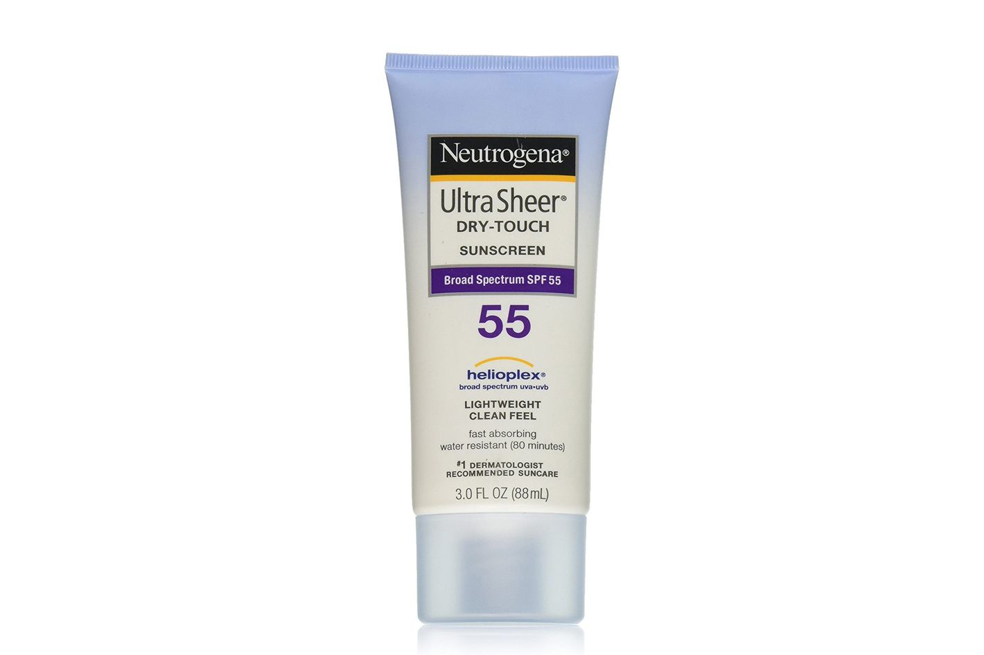 Neutrogena Ultra Dry-Touch Sunscreen SPF 55