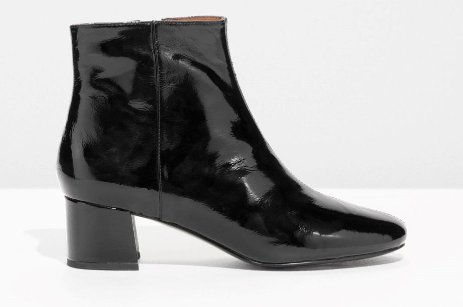 Naplack Ankle Boots