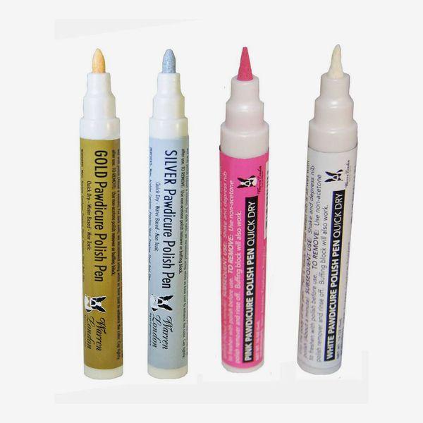Ensemble de stylos polonais Warren London - Manucure française