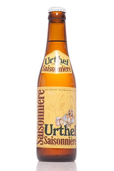 "De Leyerth Brouwerijen (Belgium)<br>$9.50 for 12 oz. <br><strong>Type:</strong> Belgian Ale<br><strong>Tasting notes:</strong> ""A crisp blond ale with flavors of sweet malts, citrus, and light spice."" <br>—Lindsay Leviton, manager, The Ginger Man<br>"