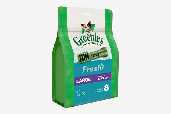 GREENIES Fresh Natural Dental Dog Treats