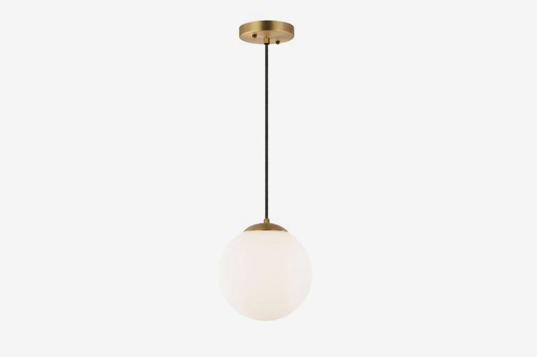 George Oliver Cournoyer 1-Light Globe Pendant