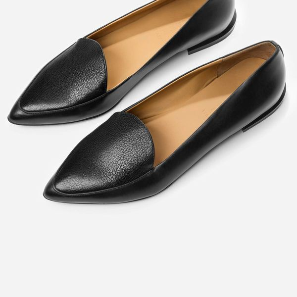 Everlane Modern Point, Black