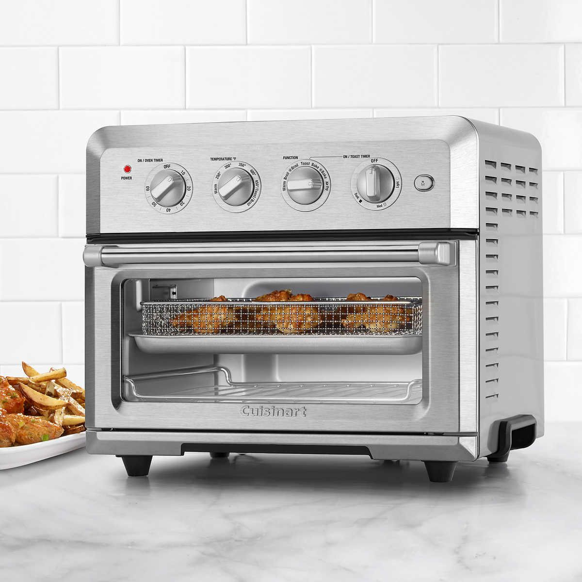 Cuisinart Airfryer Toaster Oven Review 2020 The Strategist New