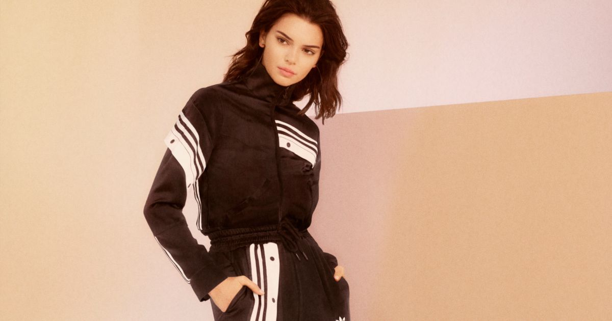 fa7c33ab506 Kendall Jenner Compliments Armie Hammer s Tracksuits