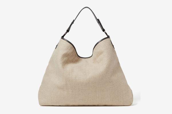 LumillaMingus x Goop Luna Hobo Bag