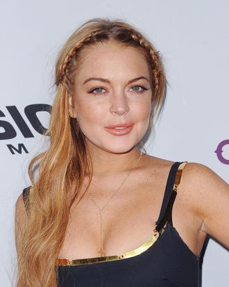 Lindsay Lohan==SCARY MOVIE V Los Angeles Premiere==Cinerama Dome, Hollywood, CA==April 11, 2013.