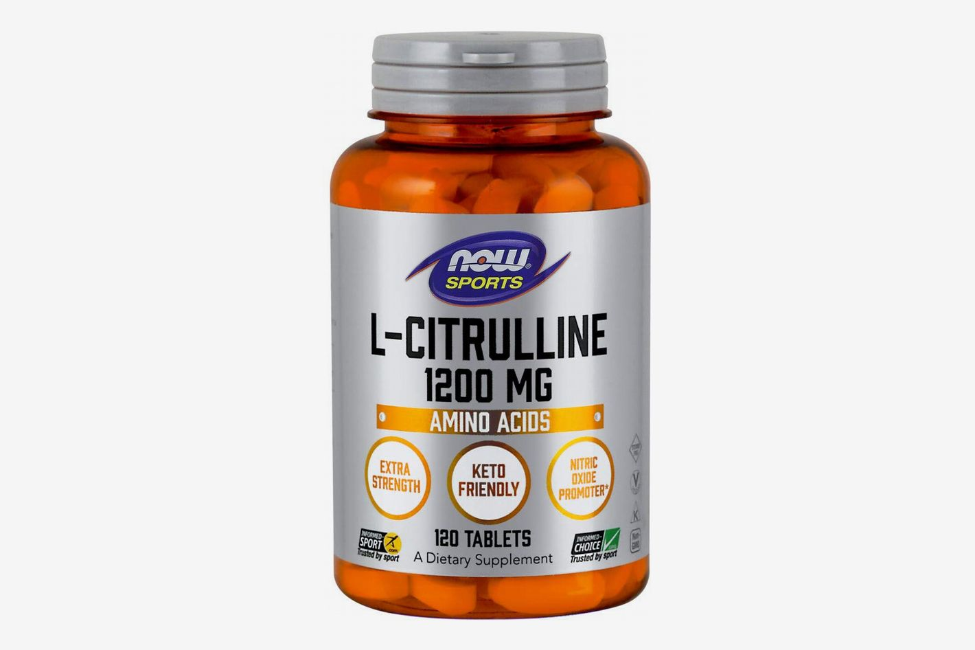 Now Sports L-Citrulline 1200 mg Extra Strength