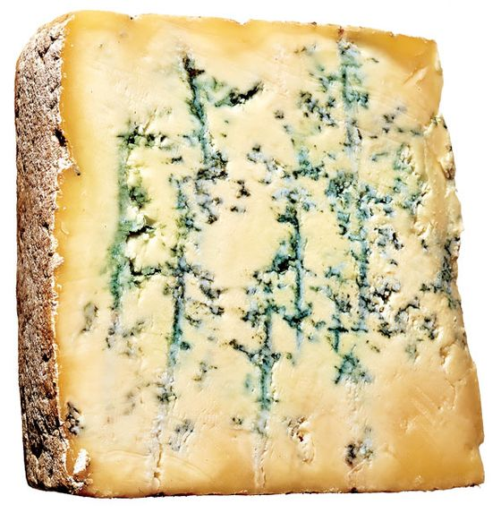 "<b>Bay Blue</b>    <i>Point Reyes Farmstead Cheese (California)</i>    You know Point Reyes's punchy, pungent, razor-sharp Original Blue. This is something like its polar opposite. It's built along old-world Stilton lines, with a flavor that's soft and round as opposed to sharp and peppery, and a texture that is crumbly-buttery. <i>$25 a pound at <a href=""http://nymag.com/listings/stores/bedford-cheese-shop/"">Bedford Cheese Shop</a>.</i>"