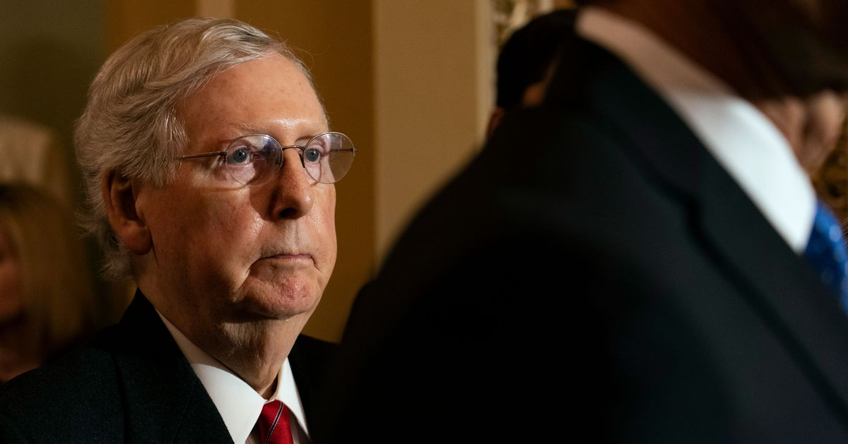 Senate Trial Rules Now Being Drafted by McConnell: 'No One Is Going to See Until We're Underway'