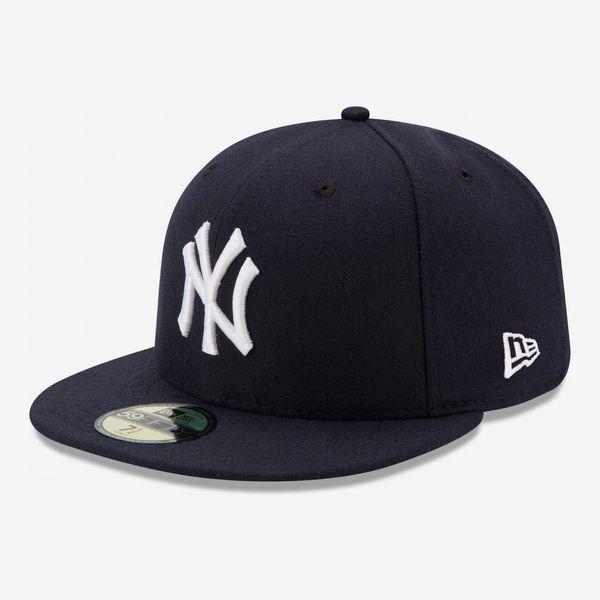 MLB Men's New York Yankees New Era Fitted Hat