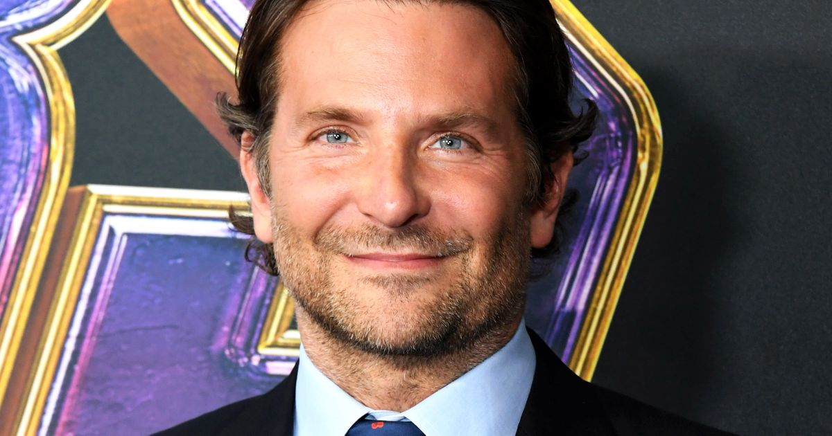 Bradley Cooper Wearing Sunscreen Is Iconic