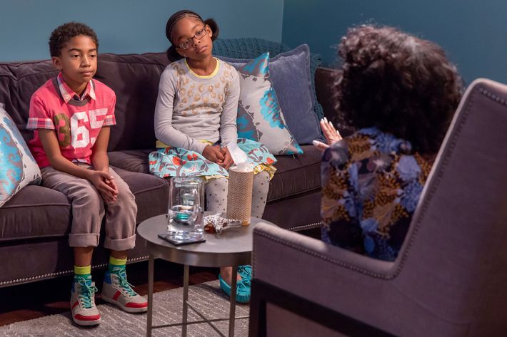 MILES BROWN, MARSAI MARTIN