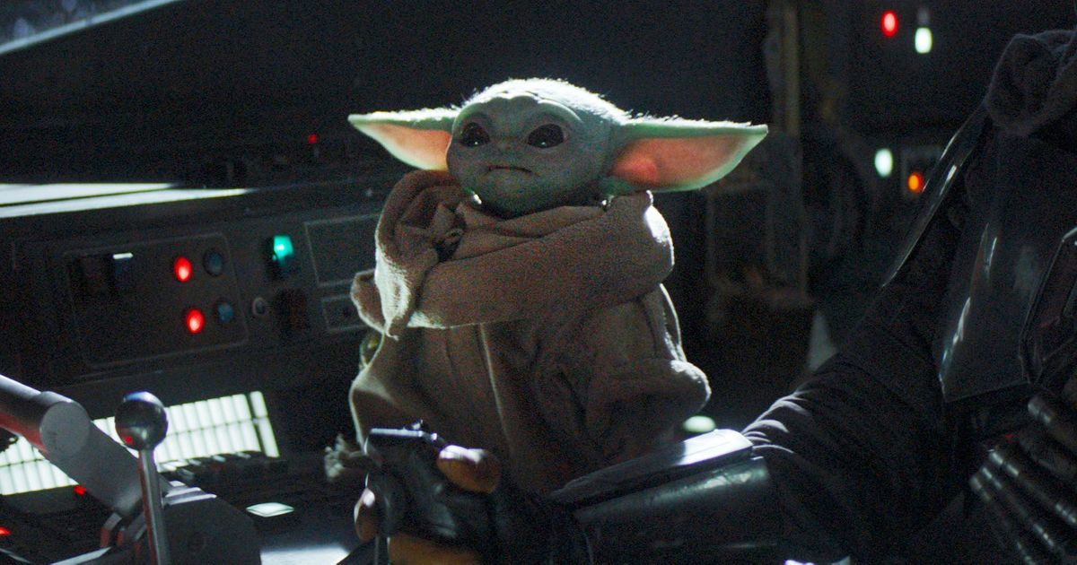 How Baby Yoda Took Over the Internet