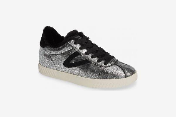 Tretorn Callie 4 Metallic Sneaker