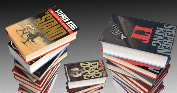 Stephen King Books, Ranked From Worst to Best