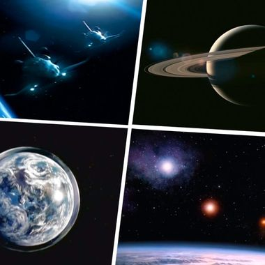 Can You Identify the Space Movie by Its Portrayal of Space?