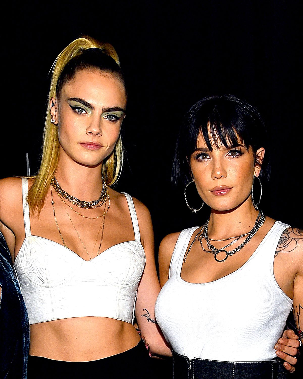 Cara Delevingne And Halsey May Be Hooking Up Now