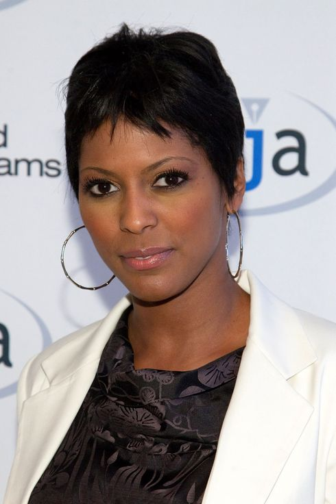 NEW YORK, NY - MARCH 24:  MSNBC News Anchor Tamron Hall attends the National Lesbian & gay Journalists Association 16th Annual New York benefit at Mitchell Gold & Bob Williams SoHo Store on March 24, 2011 in New York City.  (Photo by Ben Hider/Getty Images)