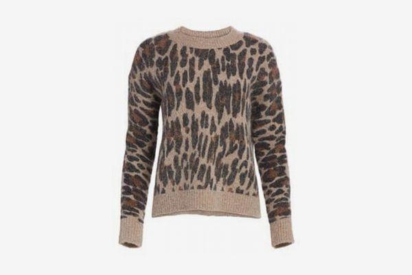 Rails Lana Leopard Sweater