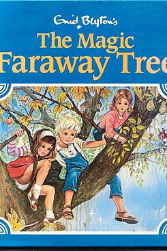 The Faraway Tree, by Enid Blyton