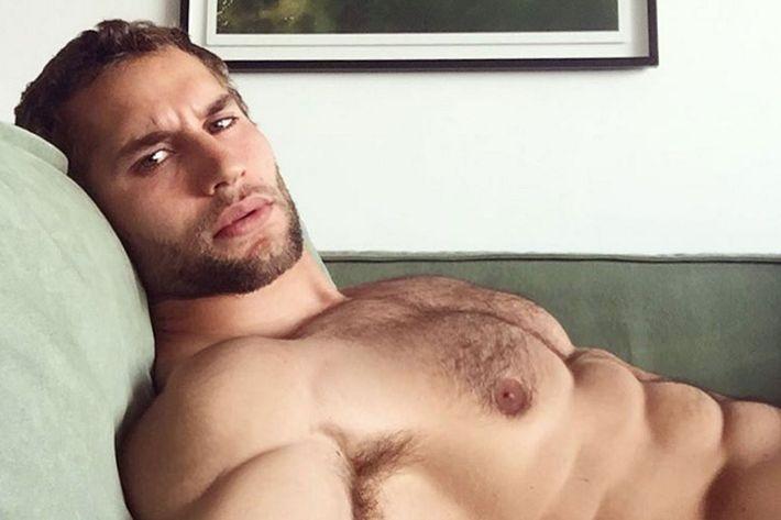 Chef/Underwear Model Franco Noriega