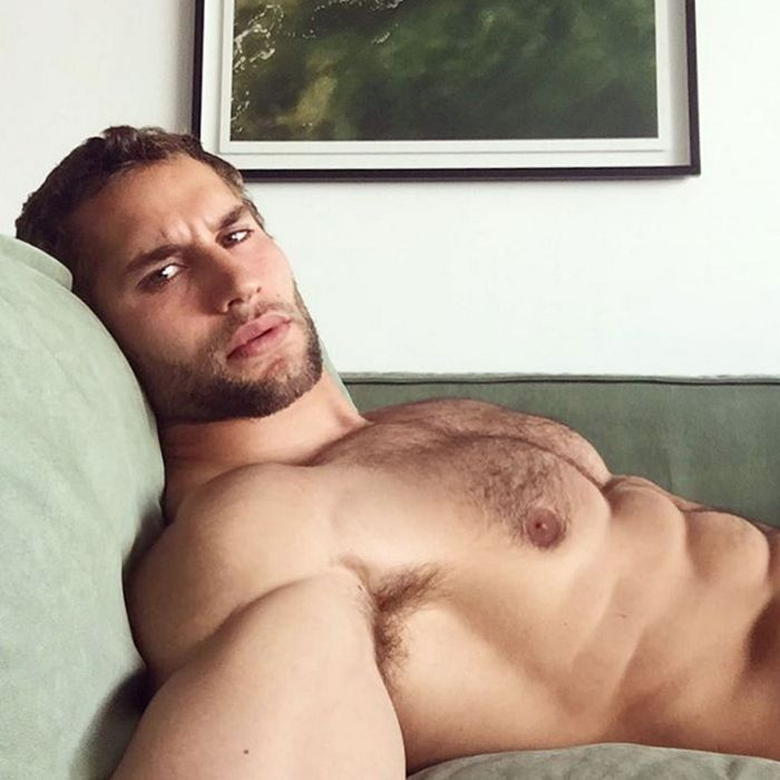 Chef/Underwear Model Franco Noriega