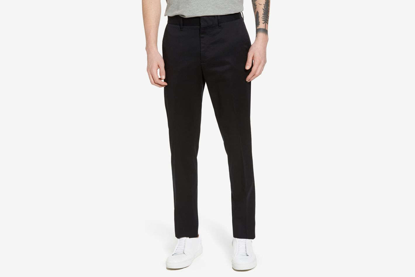 Slim Fit Non-Iron Chinos