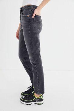 Levi's 501 Skinny Jean – Coal Black