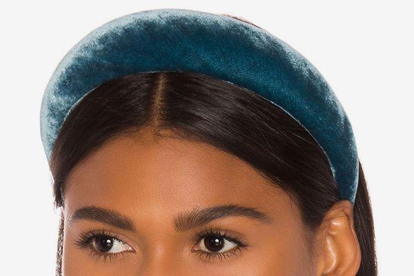 Jennifer Behr Thada Velvet Headband