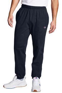 Champion Men's Closed Bottom Jersey Sweatpants