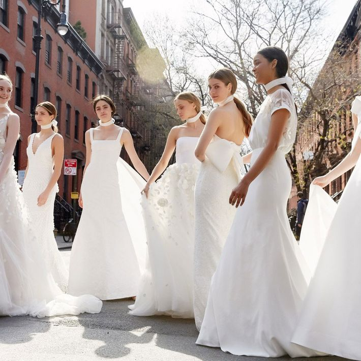 The 5 Wedding Dress Trends For Brides To Know In 2019