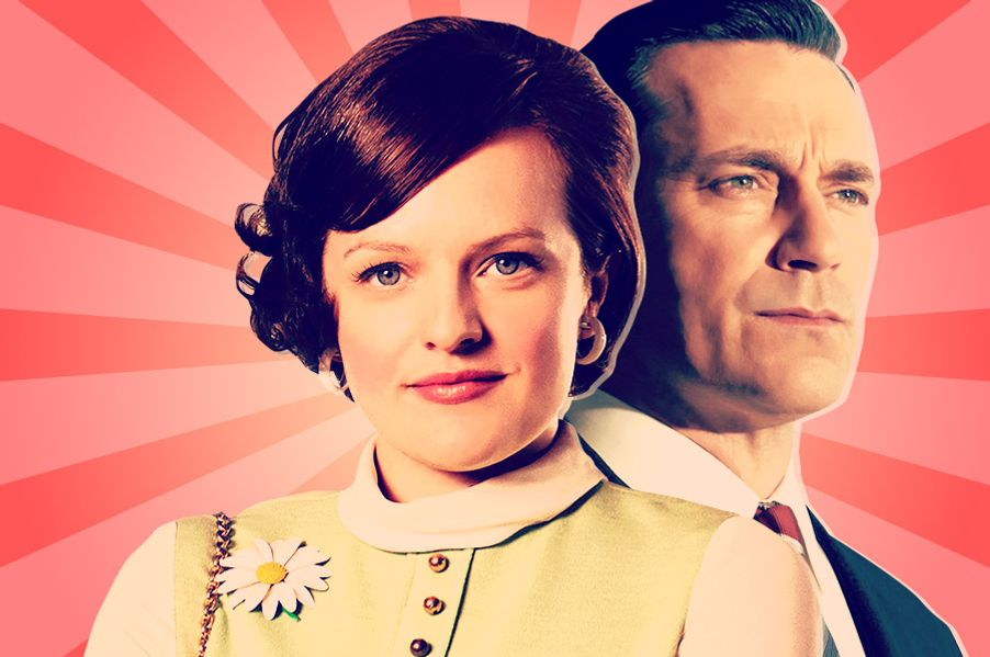 peggy and don relationship
