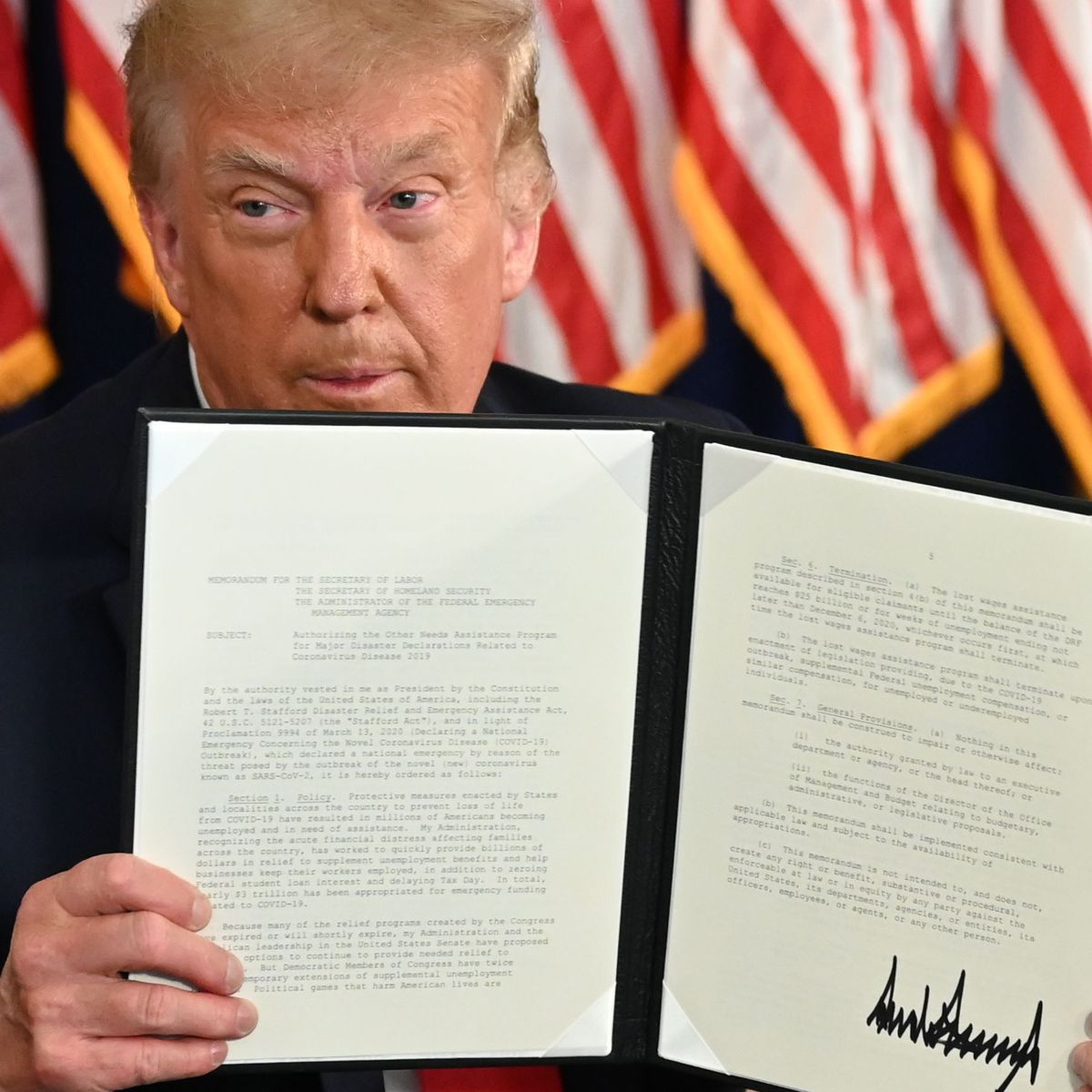 What We Know About Trump's New 'Executive Orders'