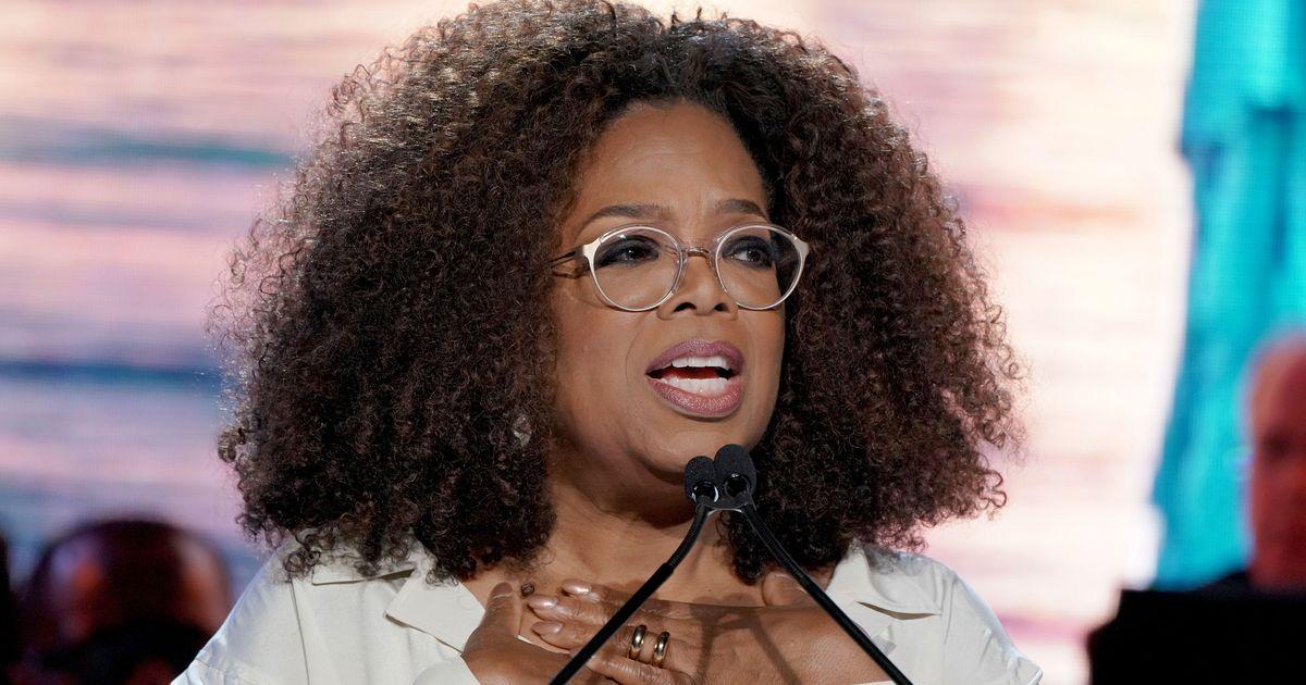 Read Oprah Winfrey's Powerful Eulogy for Toni Morrison