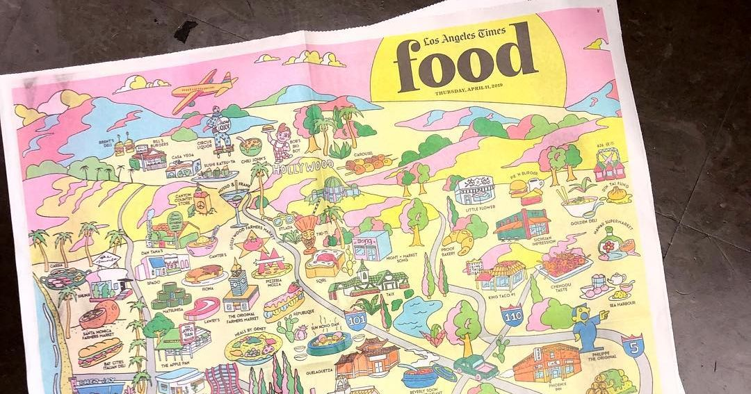 Why Everyone Should Care About the L.A. Times' Food Section
