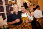 Jonathan Waxman Raised $335,000 for Alex's Lemonade Stand