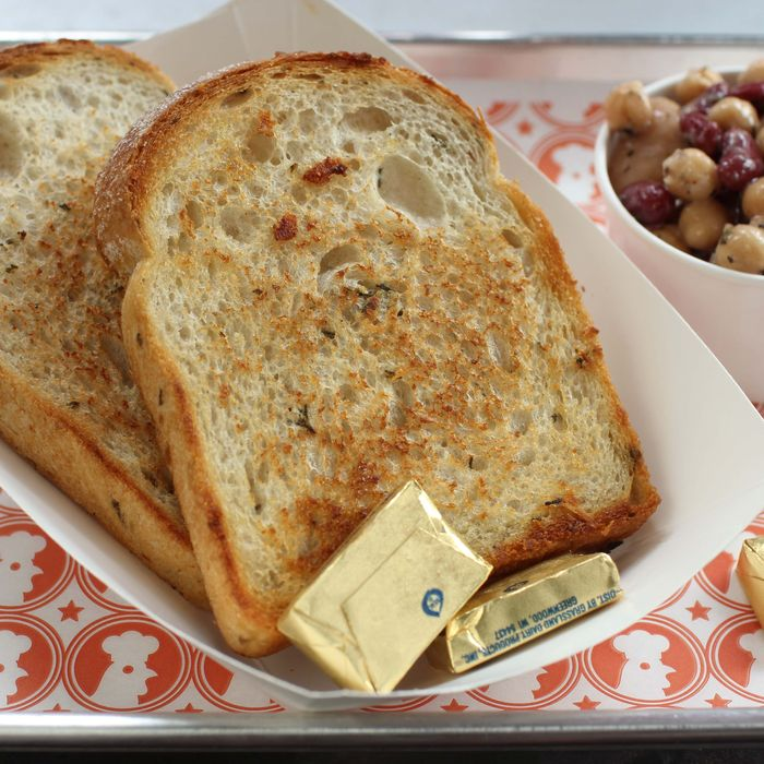 There's more to buttered bread than meets the eye.