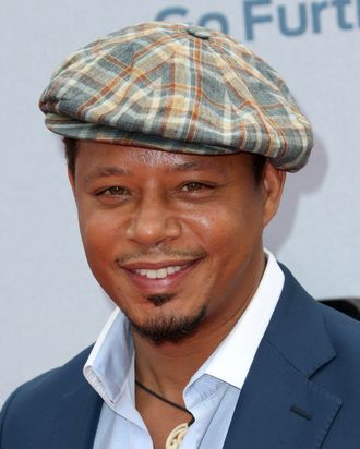 Actor Terrence Howard attends the 2013 BET Awards at Nokia Theatre L.A. Live on June 30, 2013 in Los Angeles, California.