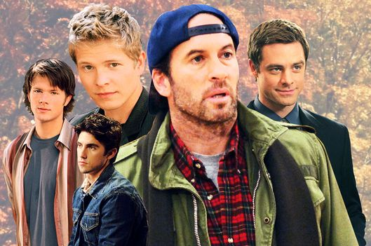 gilmore girls guys rory lorelai luke logan christopher jess dean parade of flesh dallas oak cliff texas theatre
