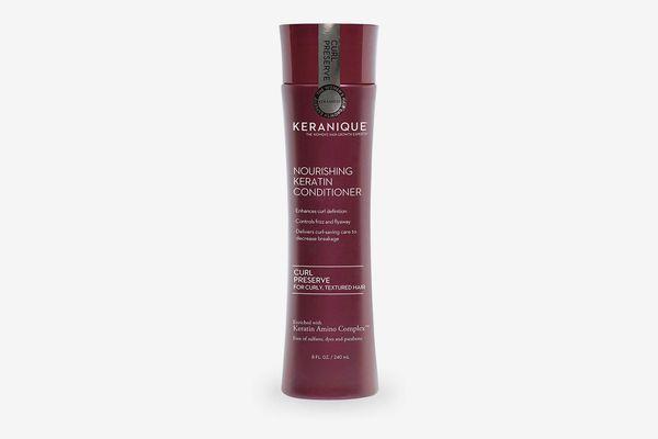 Keranique Curl Preserve Nourishing Keratin Conditioner
