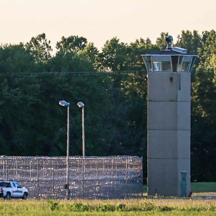 Federal prison in Terre Haute, Indiana.